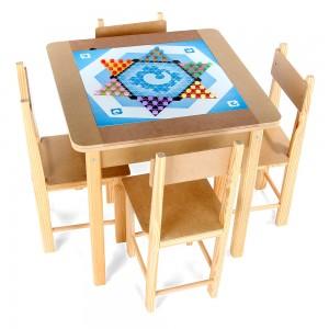 Mesa Para Recreação