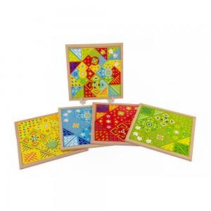 Mosaico Fantástico Kit Com 4