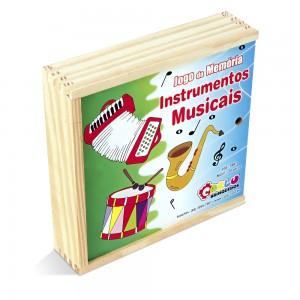 Musicalização - Memória Instrumentos Musicais