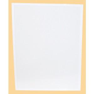 Quadro Branco (81 x  61 cm)